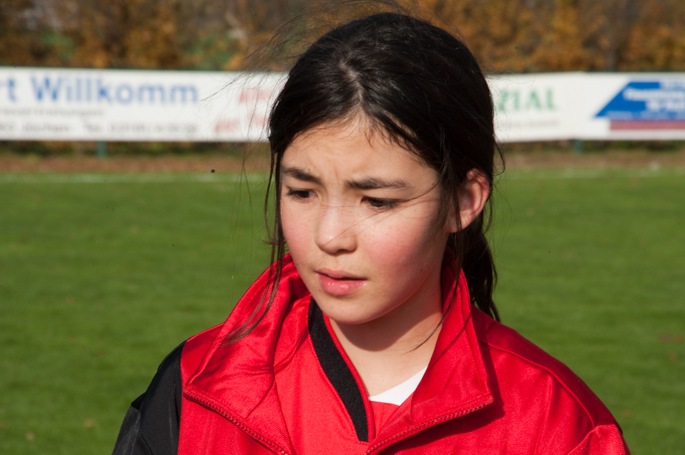 Fußballerin