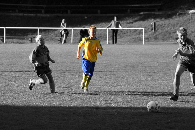 Fußballfarbe(n)