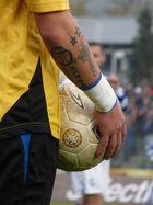 Fußballkunst...
