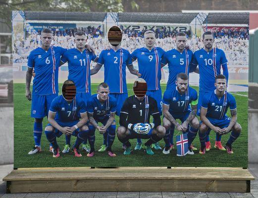 Fußballnationalmannschaft Island