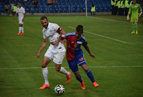 Fussballspiel FCB