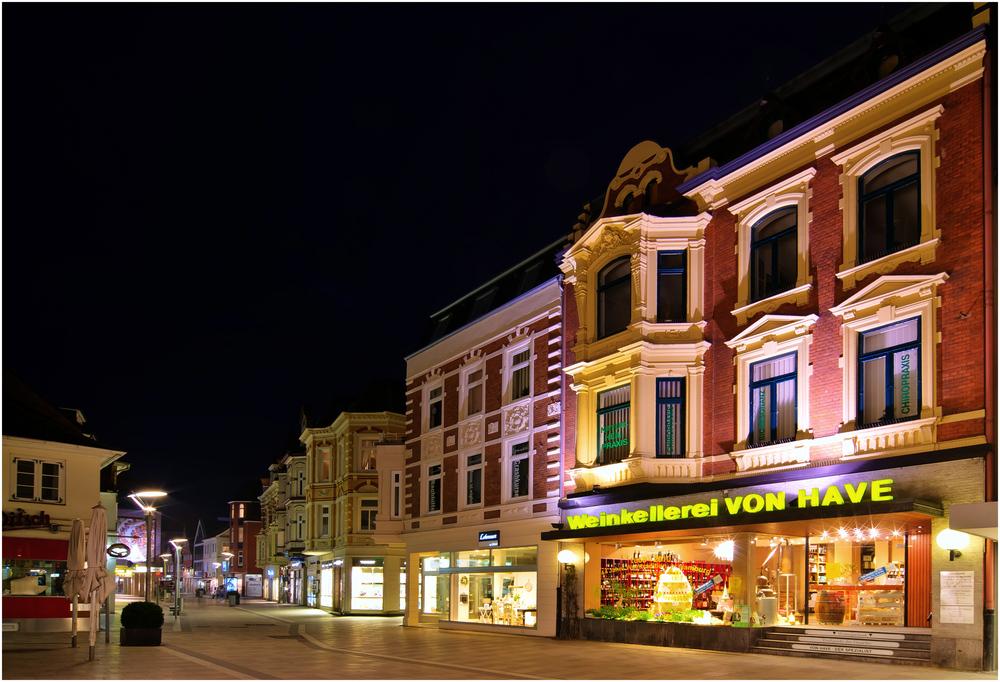 Fußgängerzone Sachsentor