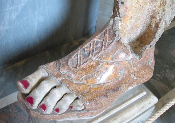 Fußnägel