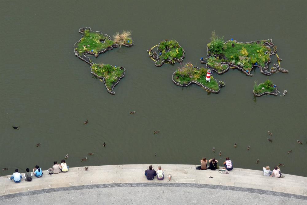Future Islands - die Kontinente im Maschteich