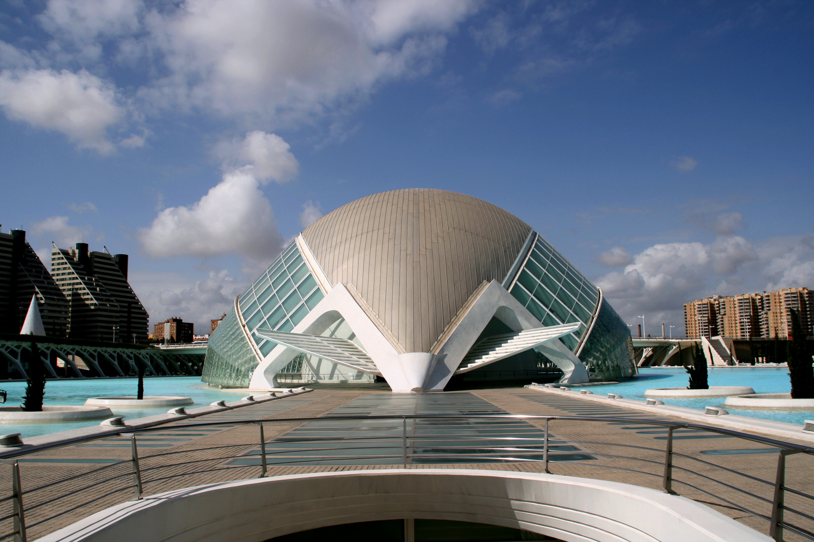 Futuristische architektur foto bild europe spain valencia murcia bilder auf fotocommunity - Futuristische architektur ...