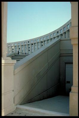 futuristisches Montpellier2