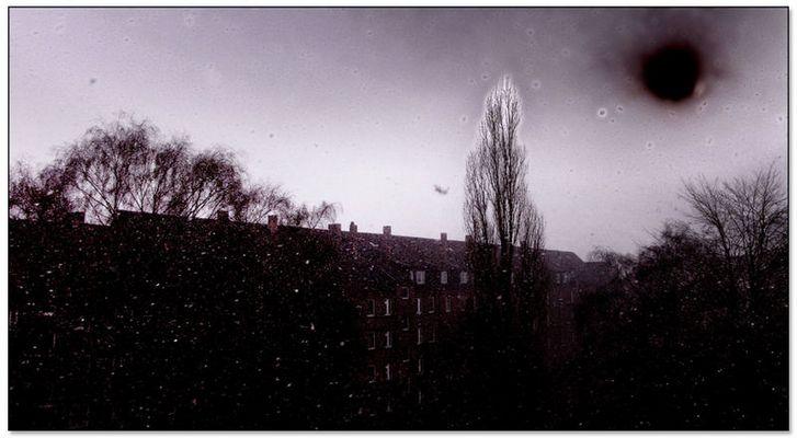 FUUSETSU ---- jap. [1] Wind und Schnee, Schneesturm, [2] Härten des Lebens, Not, Elend