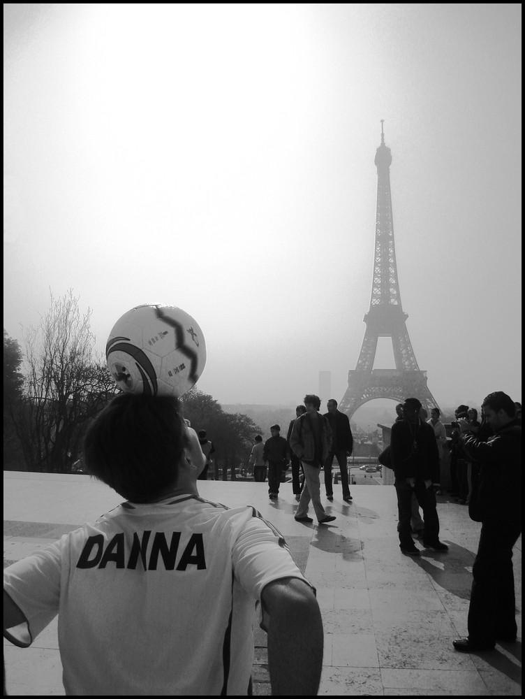 FWM: Francesco Danna in Paris