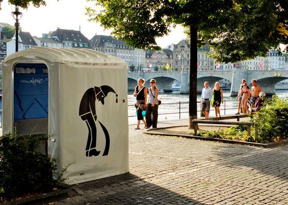 g-e-n-i-a-l - !! - und das in der Schweiz ...