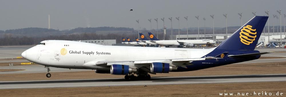 G-GGSA am Flughafen in München