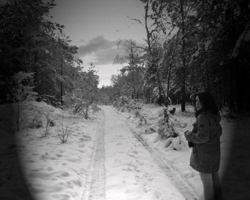 Gabi GT und der Schnee (Reload)