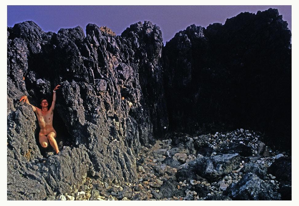 Gabi im Vulkan