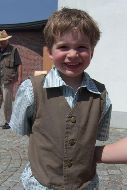 Gabriel - unser bayrischer Laubub