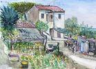Gabriels Haus in Tortoreto