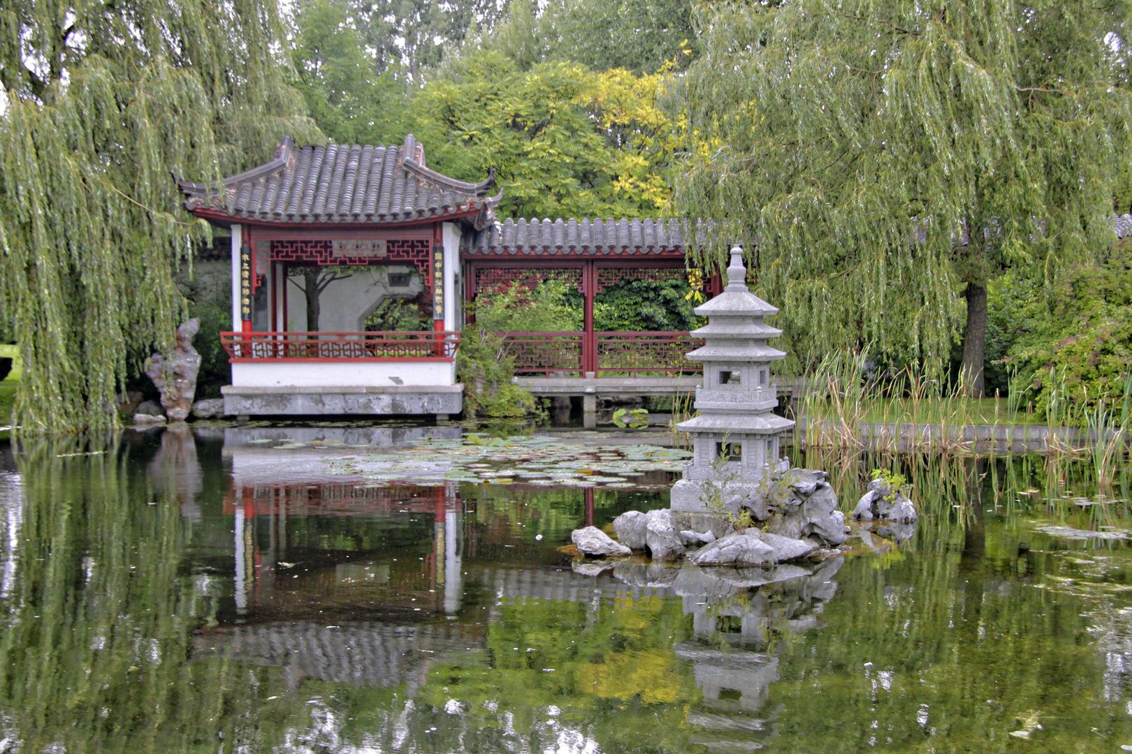 Gärten der Welt, China-Garten