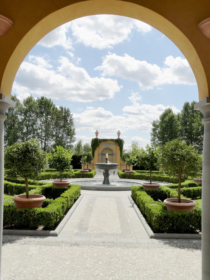 Gärten der Welt in Berlin italienischer Garten 2