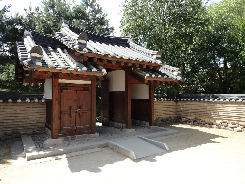 Gärten der Welt in Berlin koreanischer Garten 2