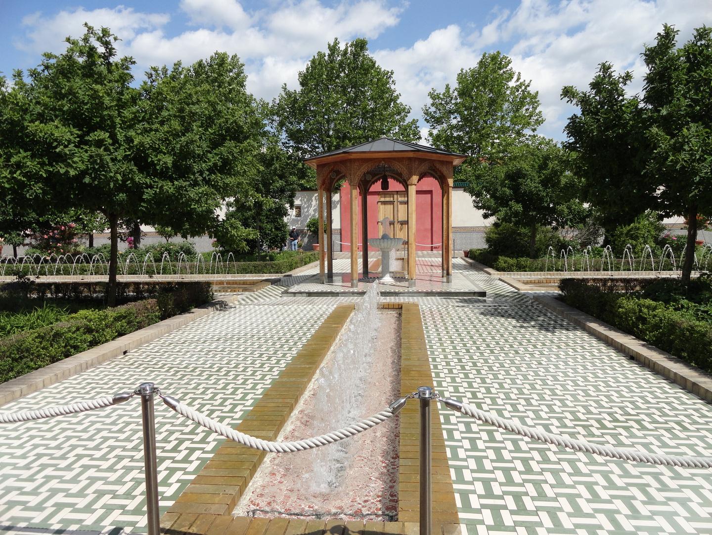 Gärten der Welt in Berlin orientalischer Garten 3