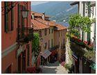 Gässchen in Bellagio