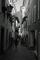 Gässlein in Ascona