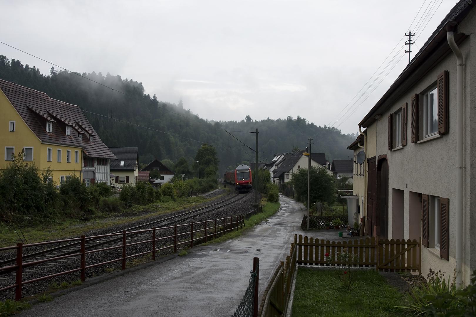 Gäubahn X