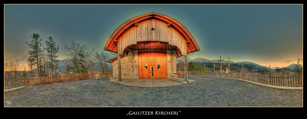 Gailitzer Kirchlein