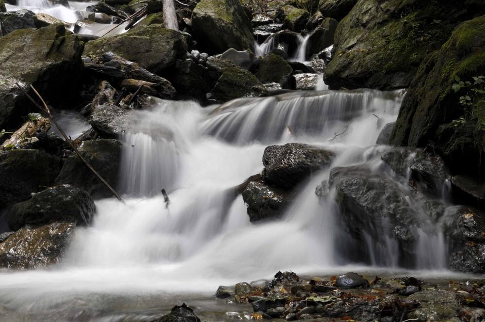 Gainbergwasserfall - Bischofshofen III