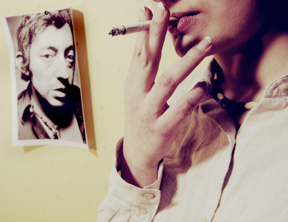 Gainsbourg is here.