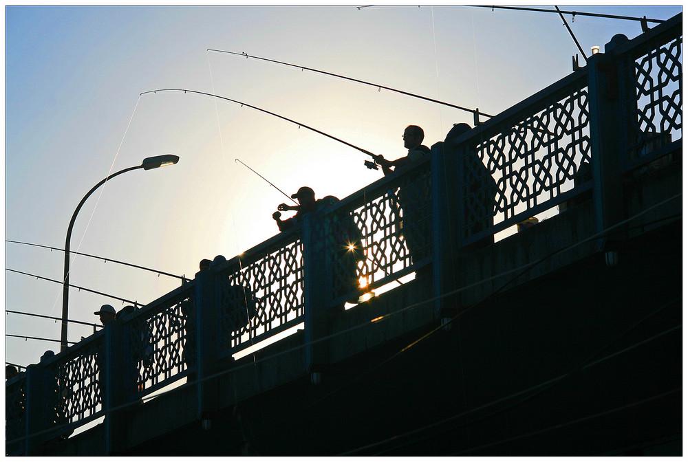 Galata Brücke 2