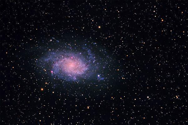 Galaxie M 33 Dreiecksnebel