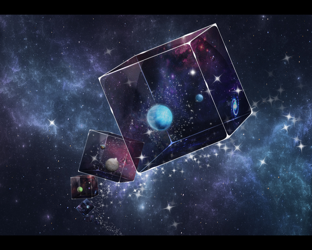 Galaxy Cube