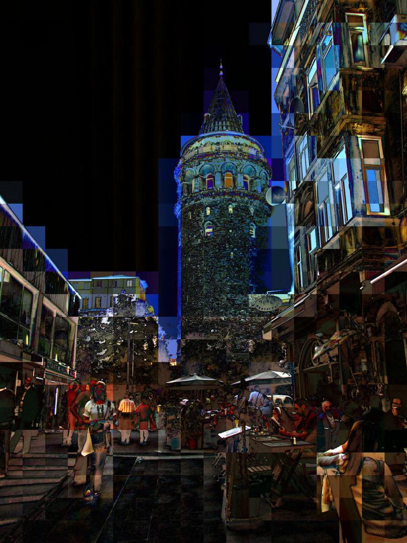 Galaxy Turm