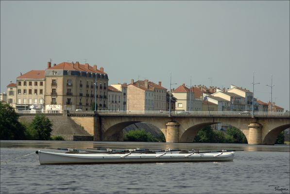 Galère sur Loire