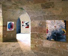"""GALERIA - Ausstellung """"CIRCULOS"""" LA MOLA - Menorca"""