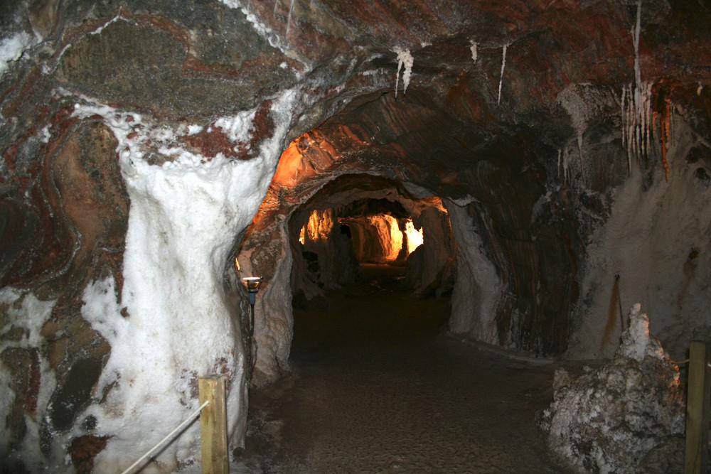 galeria de las minas de sal-2 (Cardona)