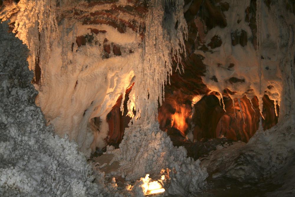 galeria de las minas de sal (Cardona)
