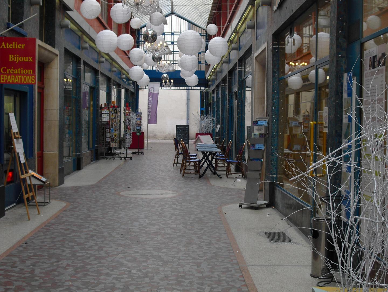 galerie centre de nancy