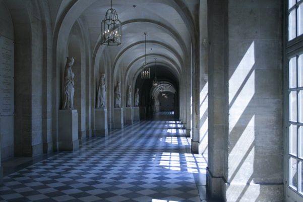 Galerie château de Versailles