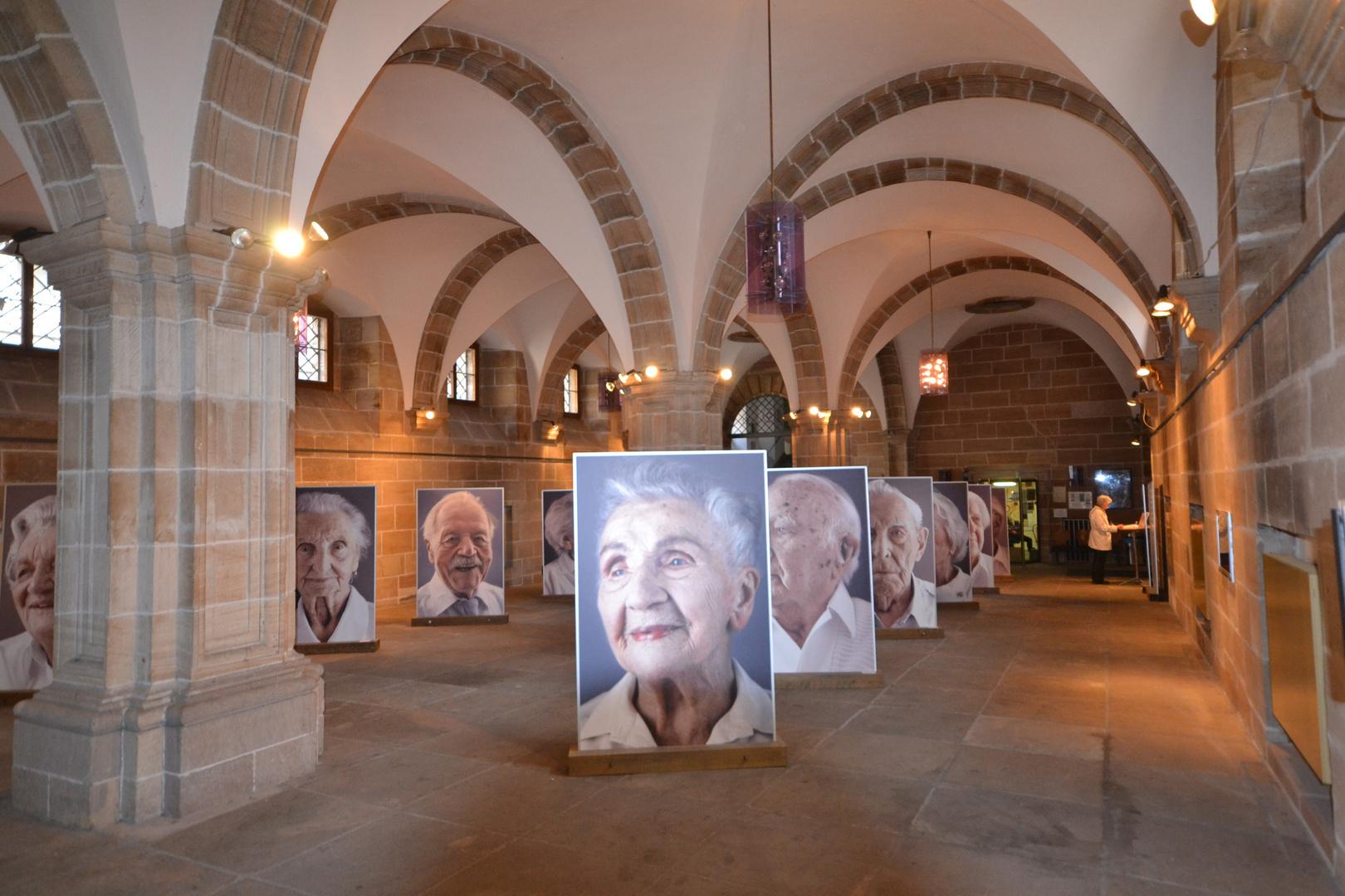 Galerie der Hundertjährigen