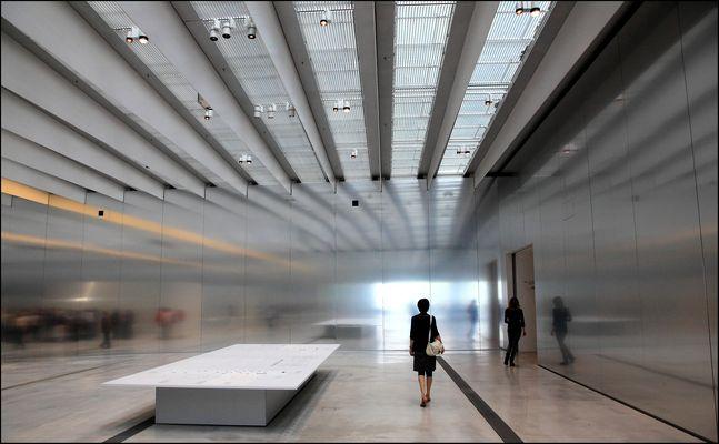 Galerie du temps, Musée du Louvre-Lens