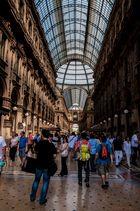 Galerie in Mailand.....
