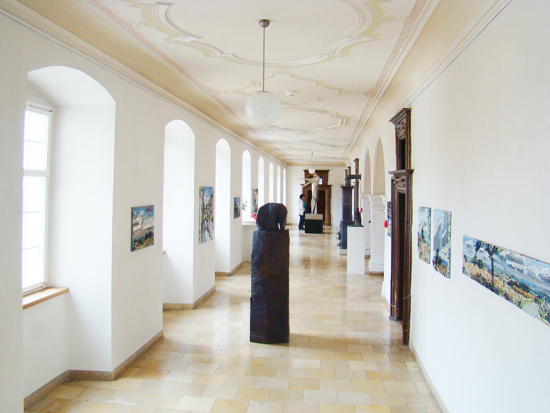 Galerie Schrade - Schloß Mochental bei Ehingen/Donau