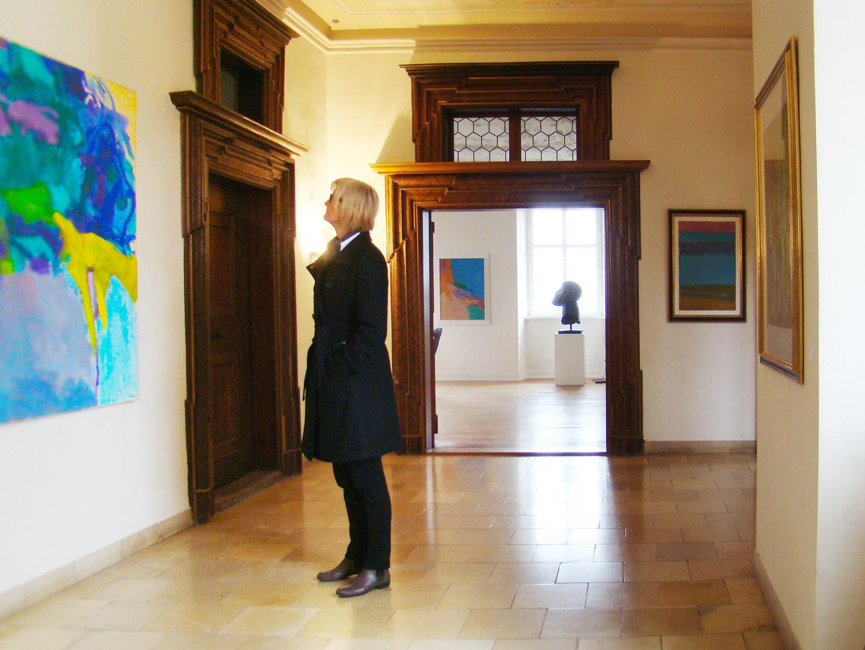 Galerie Schrade - Schloss Mochental bei Ehingen/Donau