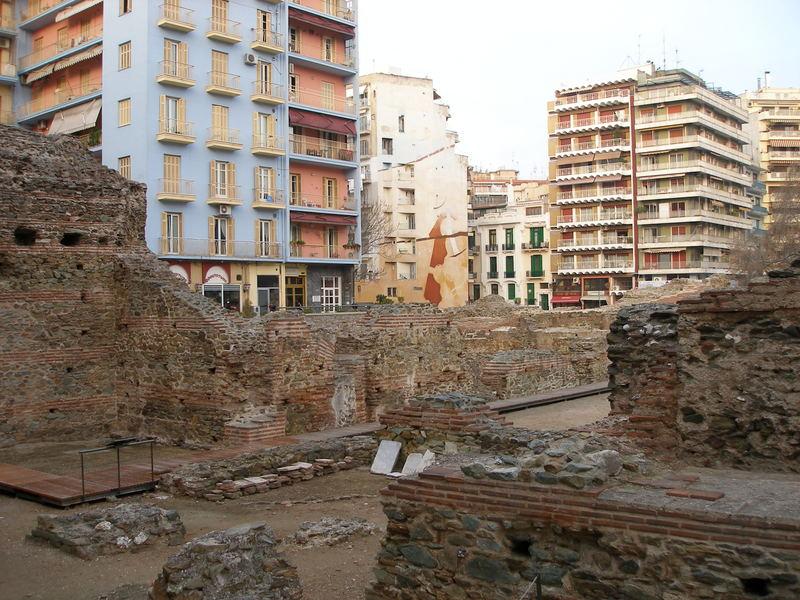 Galerius palace