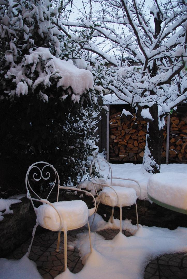 galettes de neige