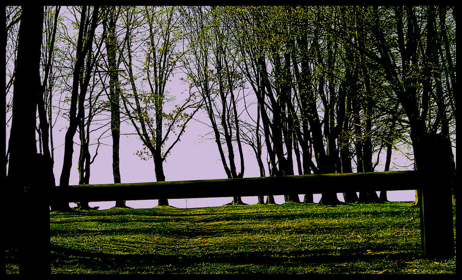Galgenhügel bei Dachau