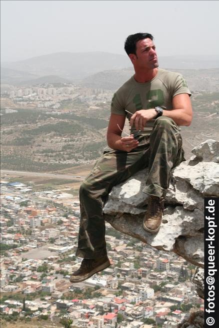 Galilea - Mr. Gay International 2007 - Nathan Shaked