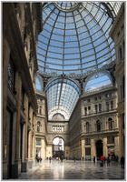 Galleria Umberto I - Neapel