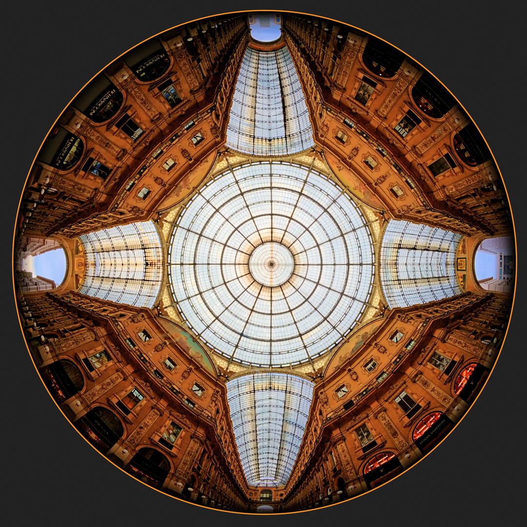 Galleria Vittorio Emanuele II, Mailand
