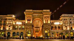 Galleria Vittorio Emanuele in Milano